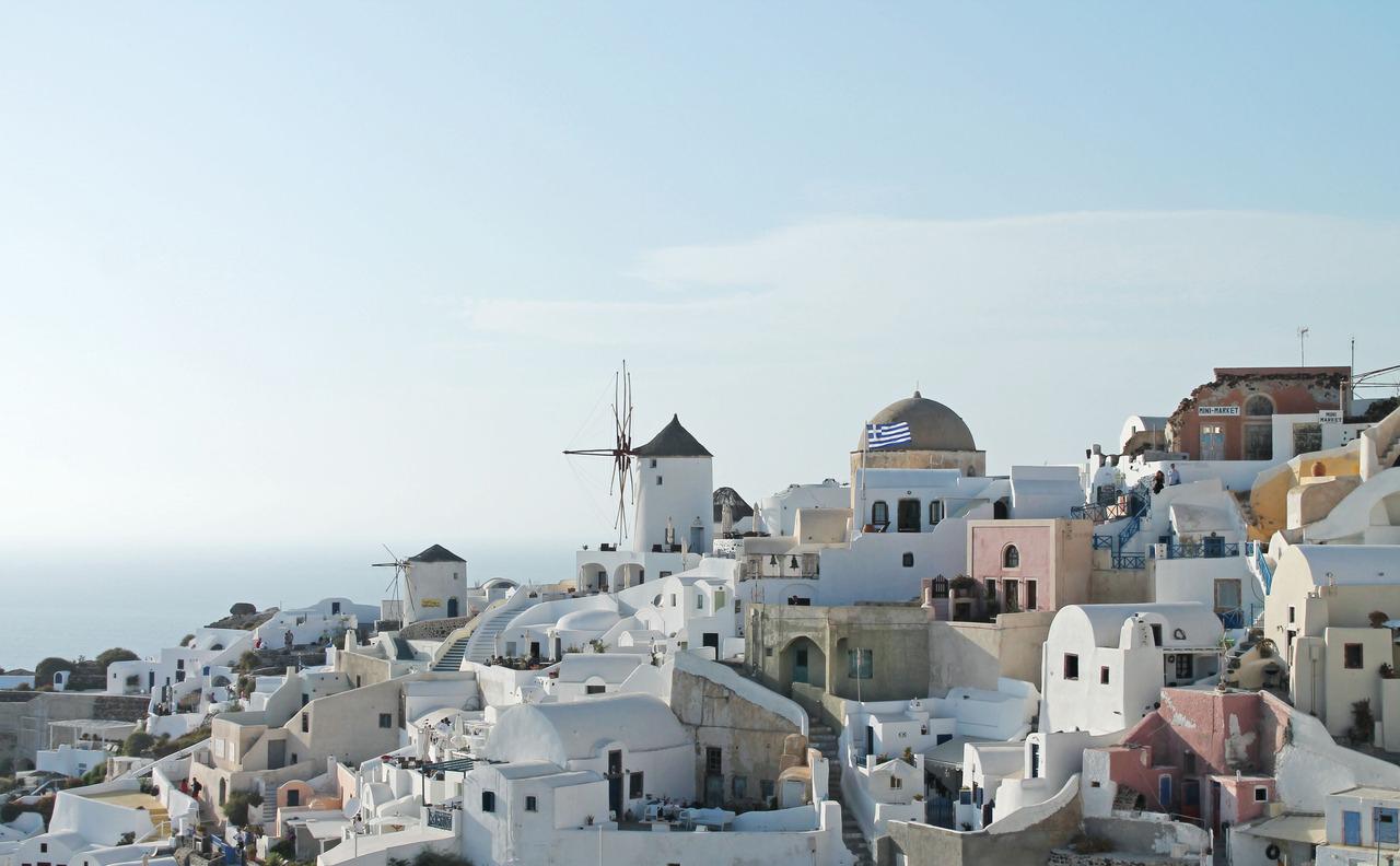 SVE en Grecia