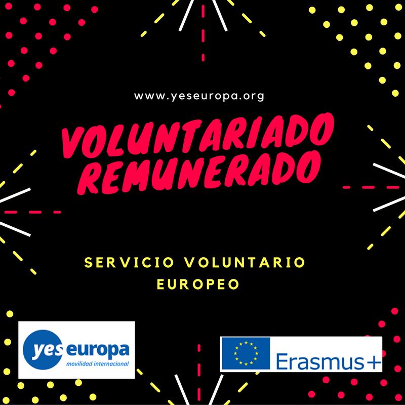 voluntariado remunerado