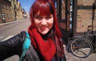 Carmen ya está a mitad de su voluntariado europeo en Suecia