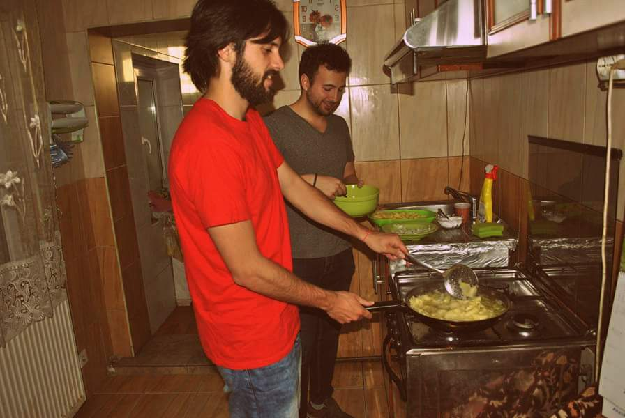 intercambios erasmus+ en rumania