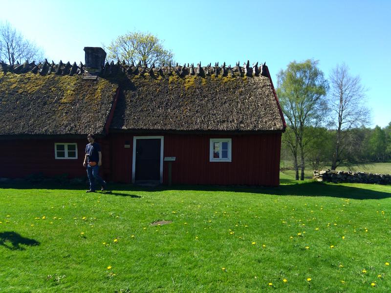 aprovechando las clases de Stig sobre arquitectura tradicional