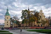 Voluntariado europeo escuelas de Polonia con Caritas