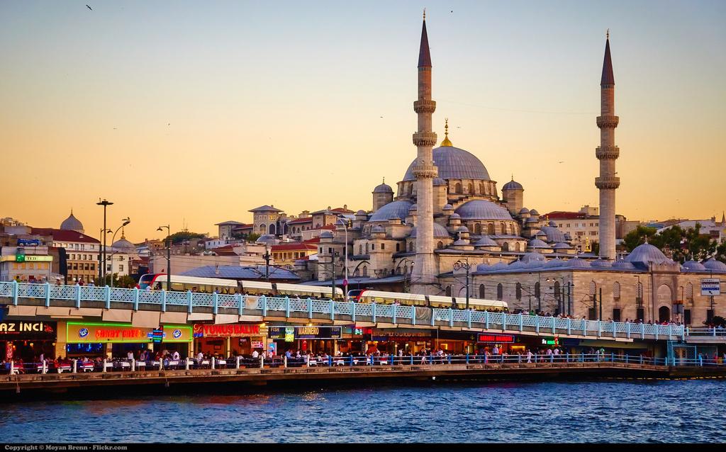 Voluntariado europeo en Estambul (Turquía) en gestión y comunicación proyectos