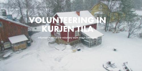 voluntariado europeo finlandia