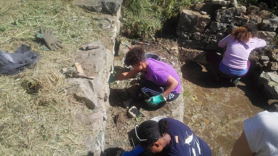 voluntariado europeo francia arqueologia