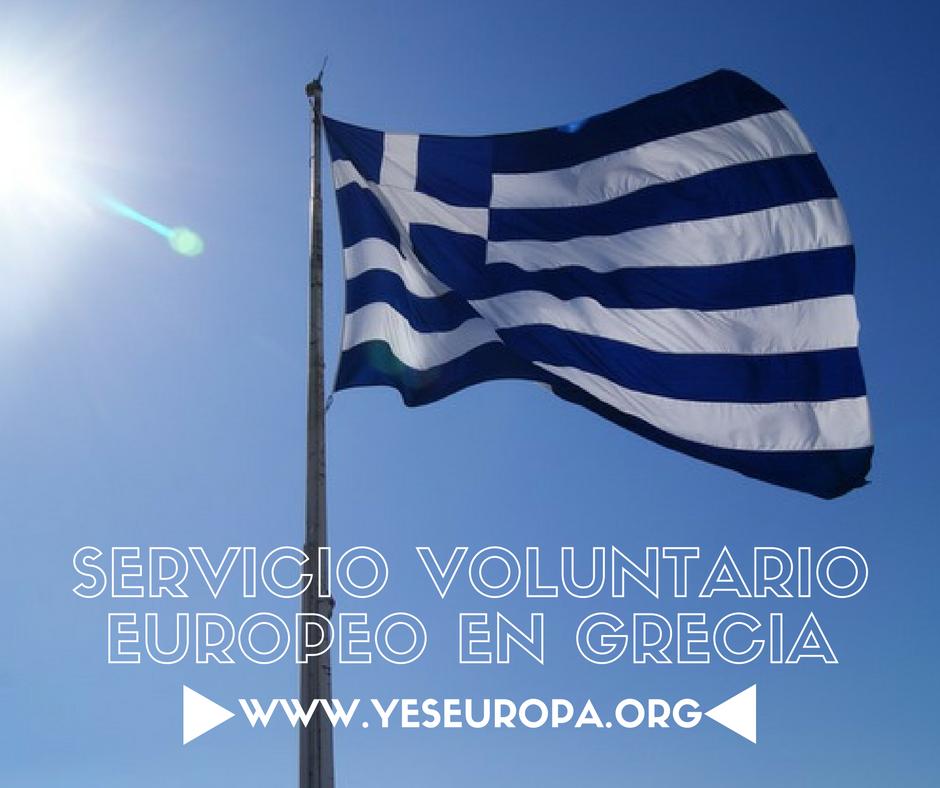 1 plaza de voluntariado europeo en Grecia en residencia ancianos