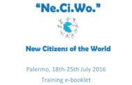 E-book del curso Erasmus+ sobre ciudadanía europea y derechos humanos