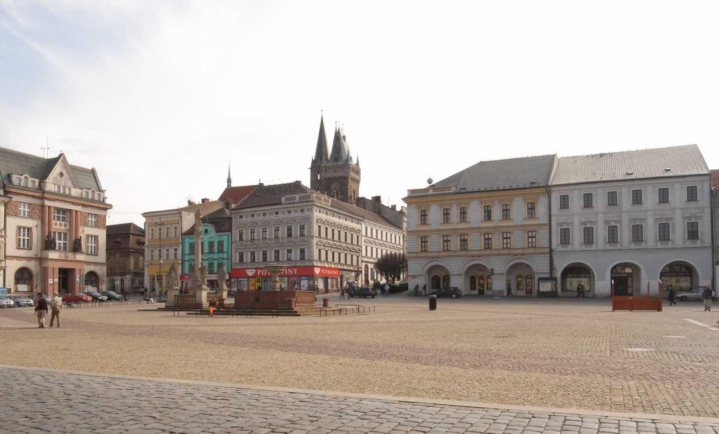 Voluntariado en República Checa en varias áreas