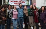 Mari Trini en Turquía gestionando proyectos culturales en su voluntariado europeo
