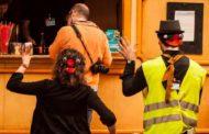Servicio Voluntario Europeo en circo de Bélgica