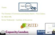 Dos vídeos de nuestros proyectos con Rumanía sobre empleabilidad