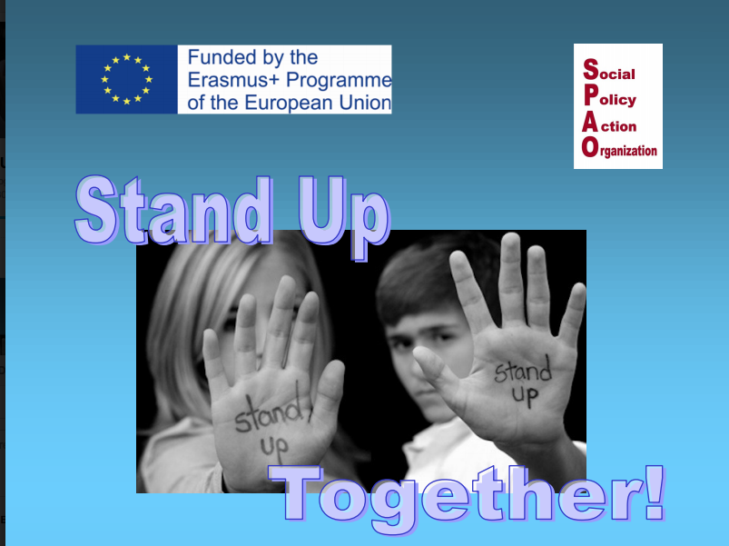 Successful Completion of Project STAND UP TOGETHER! in Cyprus