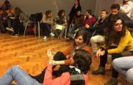Ana en el intercambio Erasmus+ sobre redes sociales