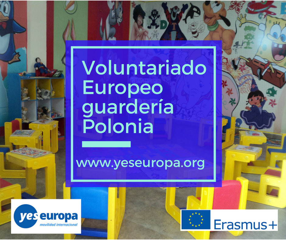 Voluntariado guarderías de Polonia (1 año)