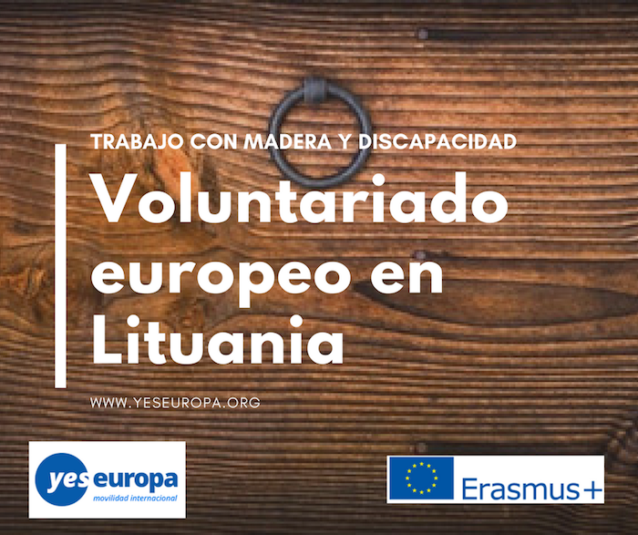 Voluntariado europeo en Lituania