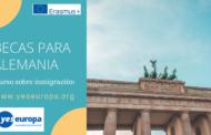 Becas para Alemania curso sobre inmigración