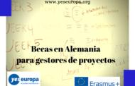 Cursos Alemania con becas Erasmus+