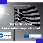becas en grecia