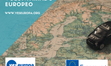 Voluntariado europeo en Francia