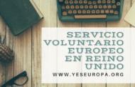 Servicio voluntariado Europeo Reino Unido