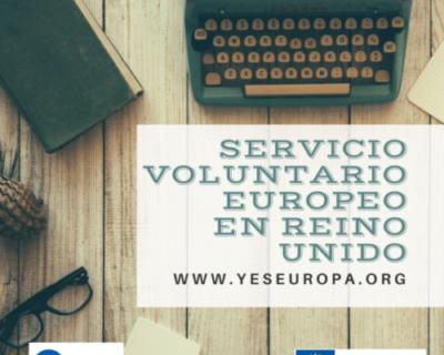 Hacer un voluntariado en Reino Unido (cerca de Londres)