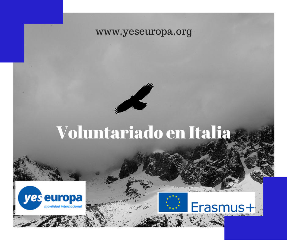 voluntariado en italia