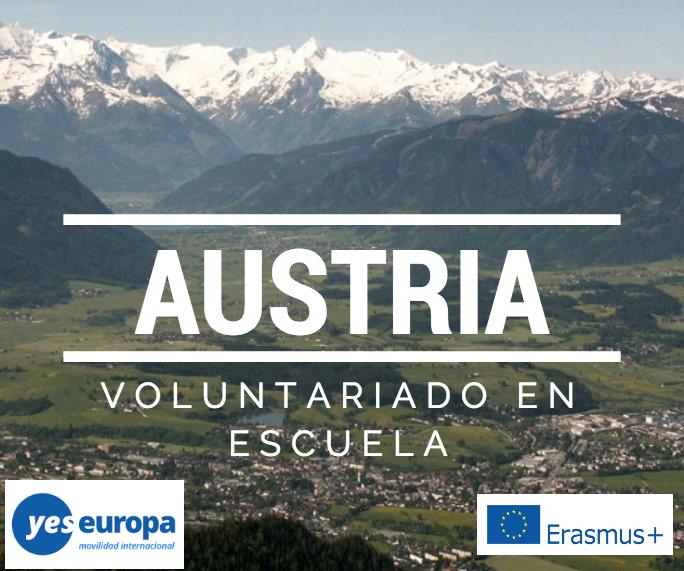 Servicio voluntariado Austria