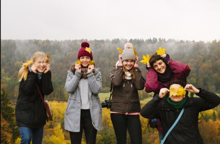 servicio voluntario europeo letonia