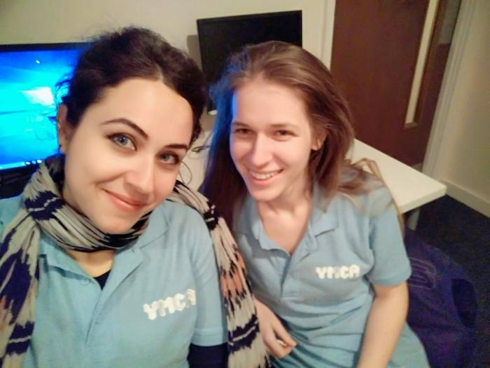 voluntarios uk