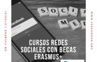 Cursos redes sociales en Letonia con becas