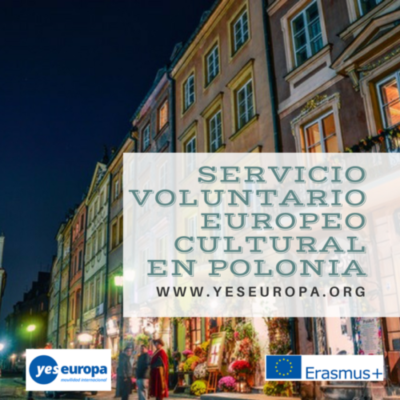 Servicio Voluntario Europeo cultural y social en Polonia