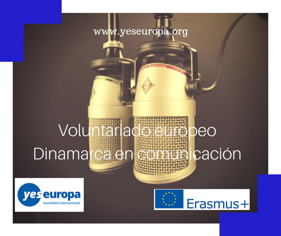 voluntariado europeo dinamarca