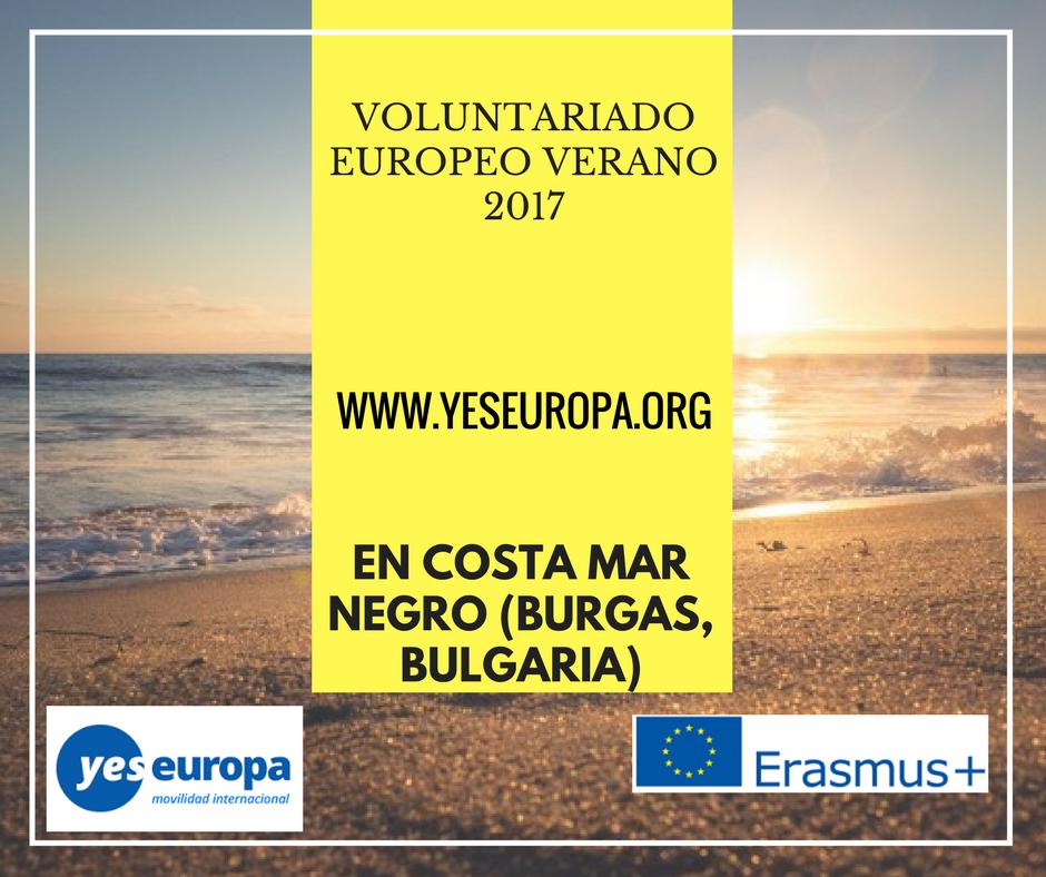 voluntariado verano 2017