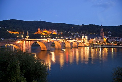 Oferta de empleo internacional en Alemania, Heidelberg