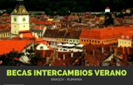 Becas Intercambios verano en Rumanía