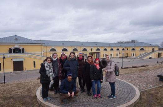 cursos erasmus letonia