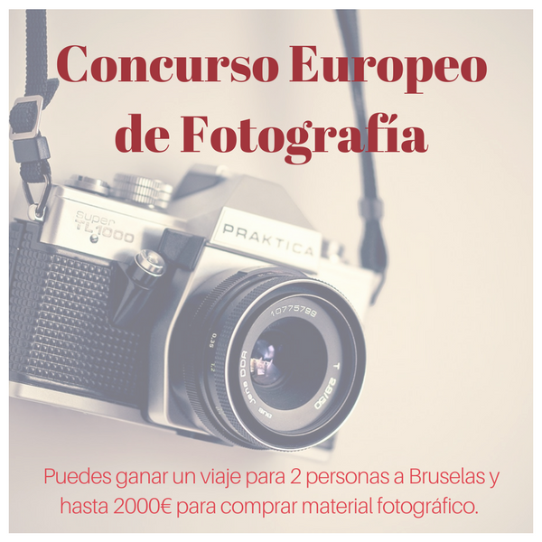European Photo Competition; Concurso Europeo de Fotografía