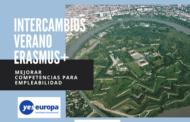 Intercambios verano Erasmus en Rumanía para conseguir trabajo