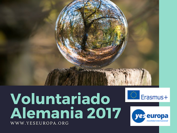 Voluntariado 2017 Alemania 2017