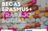 Cursos trabajo social Erasmus+ en Rumanía sobre drogas