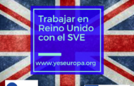 Trabajar en Reino Unido con el Servicio Voluntariado Europeo