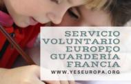 Voluntariado europeo guardería de Francia