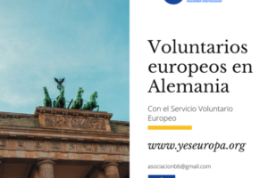 voluntarios alemania