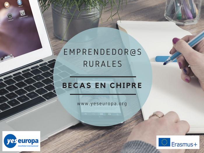 becas chipre emprendedores