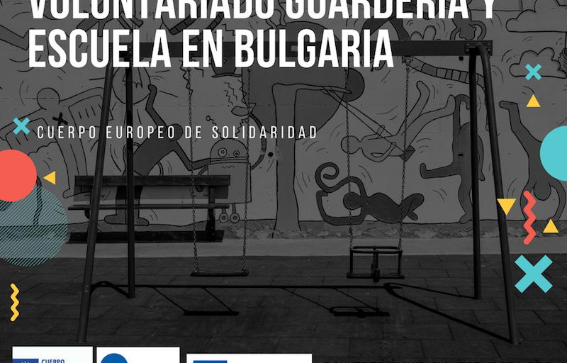 URGENTE, plaza de Cuerpo Europeo Solidaridad Bulgaria