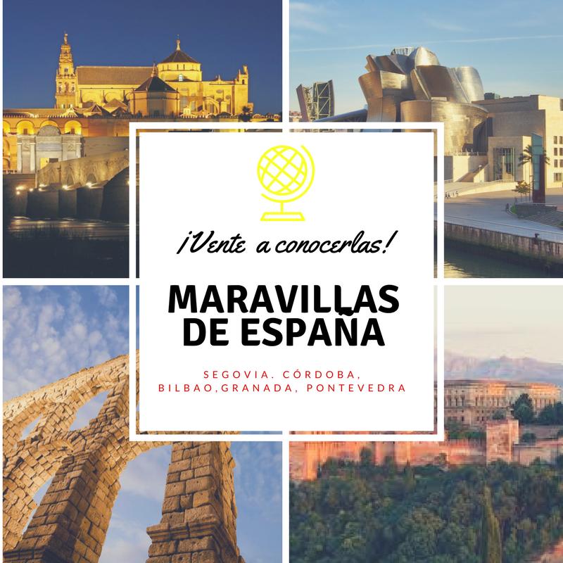 Maravillas de España