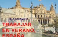 Trabajar en verano en España - ¡Te ayudamos!