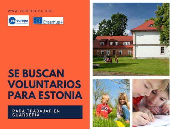 voluntarios estonia
