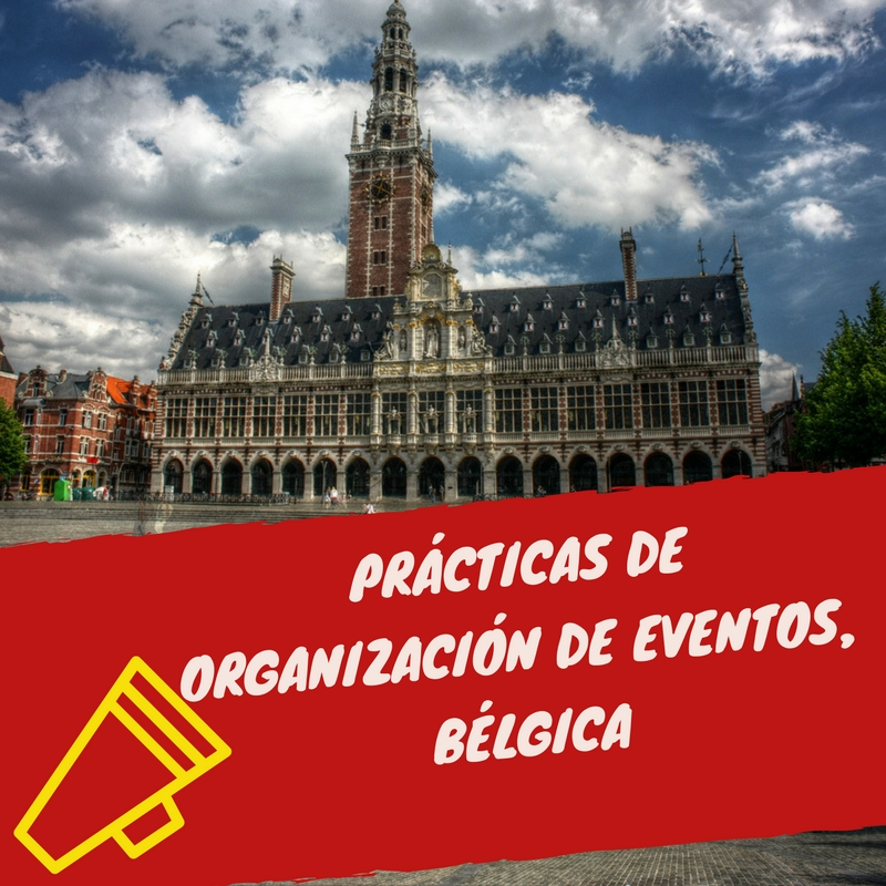 Prácticas de organización de eventos