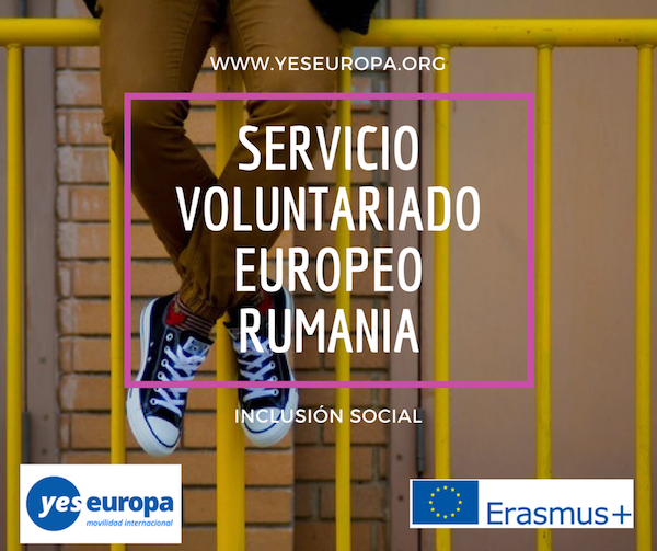 SERVICIO VOLUNTARIADO EUROPEO RUMANIA